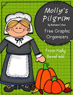 https://www.teacherspayteachers.com/Product/Mollys-Pilgrim-Graphic-Organizers-2880965